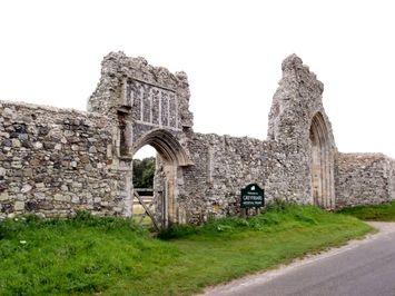 دانویچ Dunwich, Suffolk.