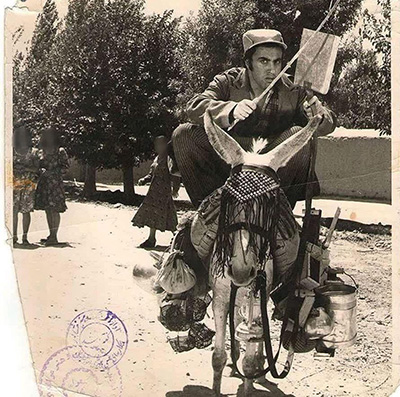تفریحات لاکچرى جوانان تهران قدیم