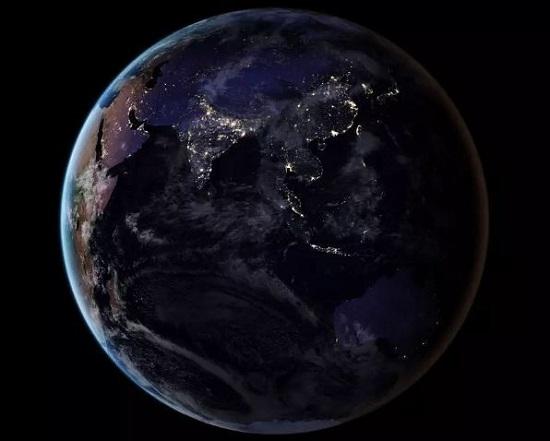 ۱۰عکس برتر زمین از فضا