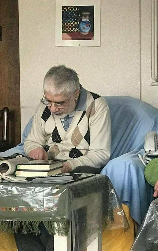تصویر جدیدی از میرحسین موسوی منتشر شد