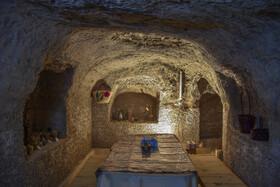 در حال حاضر اکثر خانههای دست کند در «روستای تاریخی بیابانک» توسط اهالی روستا مرمت شده و به عنوان یکی از جاذبه های گردشگری روستا معرفی می شوند. خانههای دست کند در زیر خانههای فعلی روستا وجود دارند.