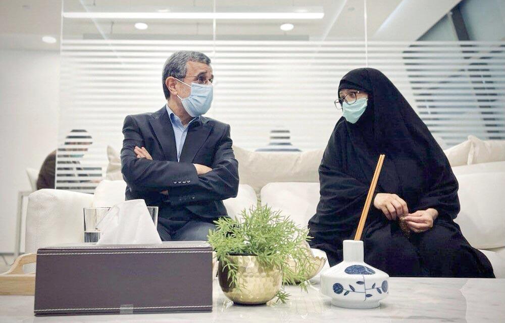 دوباره احمدینژاد