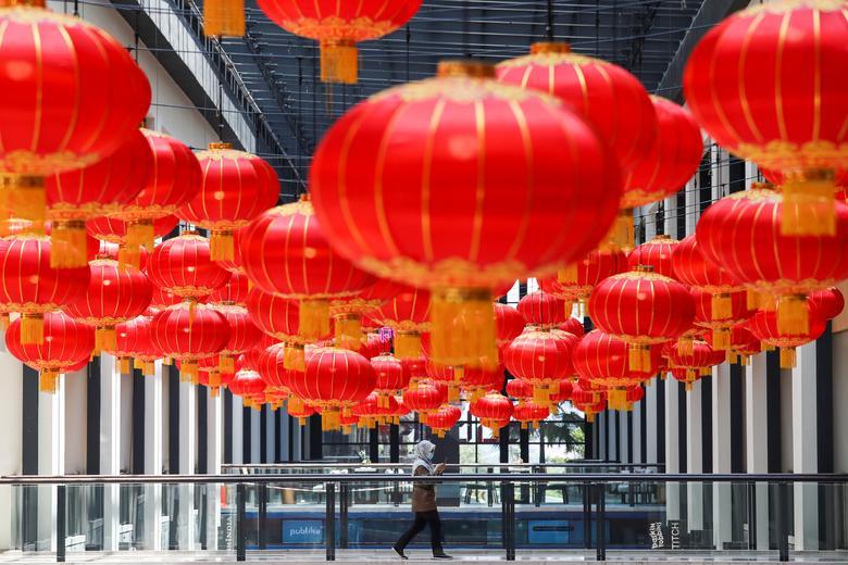 سال نوی چینی مالزی