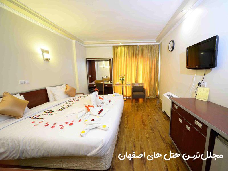 هتل های اصفهان / معرفی مجللترین هتل های اصفهان