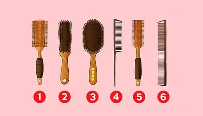تست شخصیت شناسی/ شانه موی شما در مورد شخصیتتان چه میگوید؟