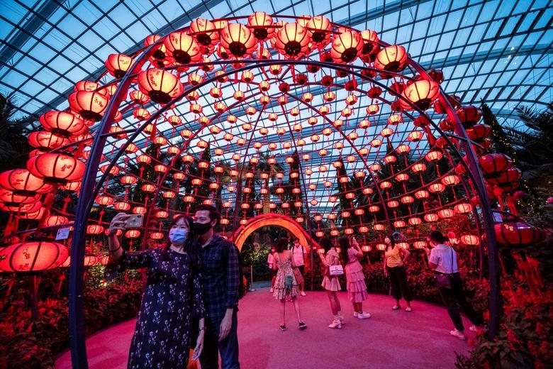 سال نوی چینی سنگاپور