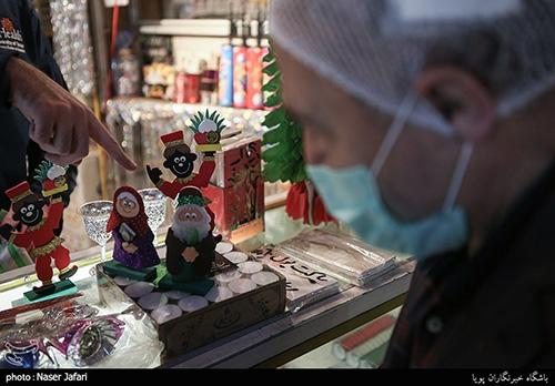 بازار تهران در روزهای هشدار کرونا