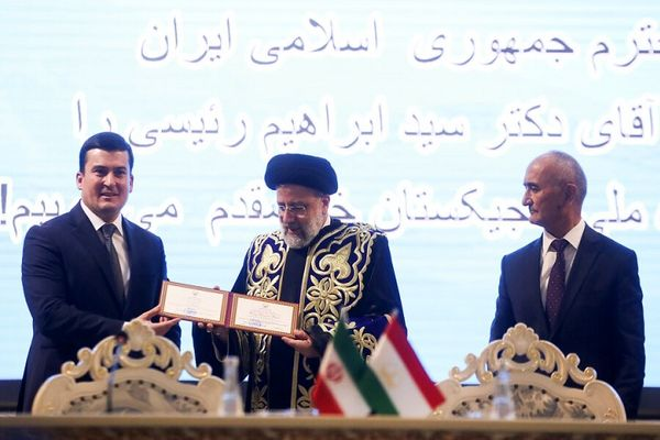 حواشی پررنگ سفر رئیسی به تاجیکستان| در اجلاس سران چه گذشت؟