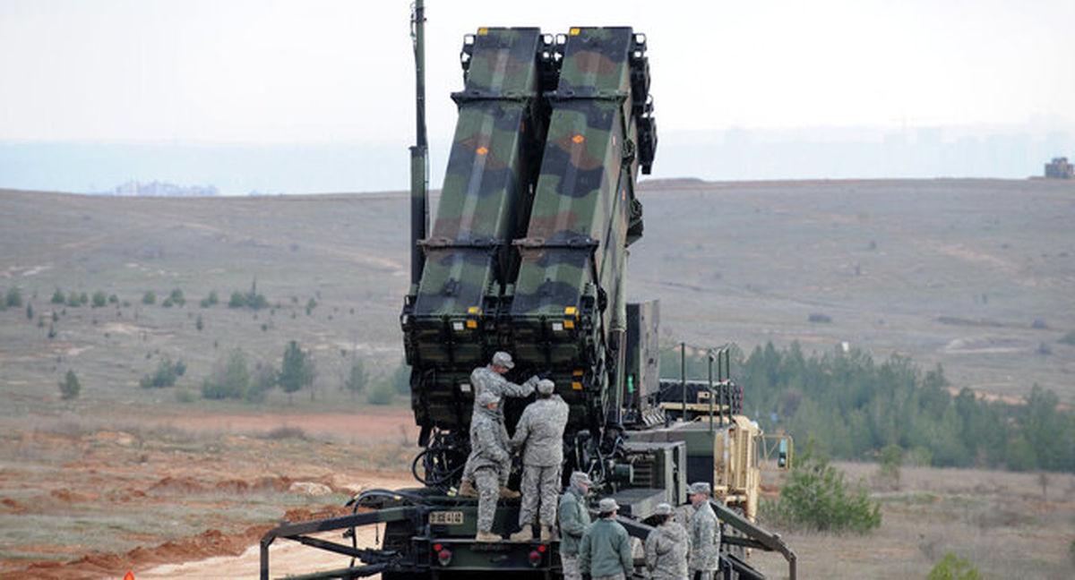 اولین مانور شلیک موشک سامانه پاتریوت آمریکا در استرالیا