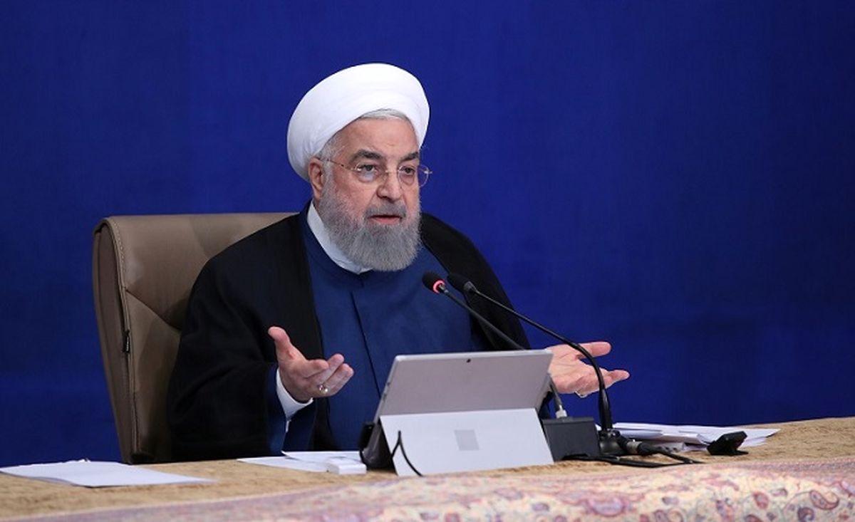 روحانی:حضور کمرنگ مردم در انتخابات بعدی جبران شود