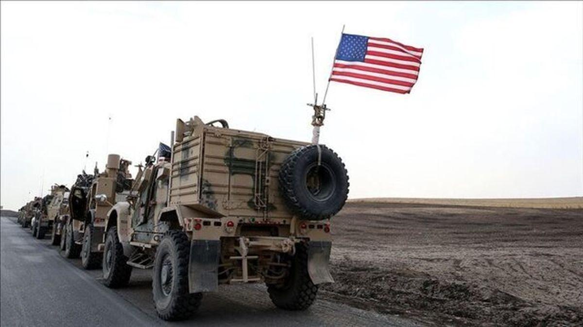 ادامه سرقت نفت سوریه توسط آمریکا