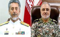 معاون هماهنگ کننده ارتش انتصاب امیر سرتیپ رحیمزاده را تبریک گفت