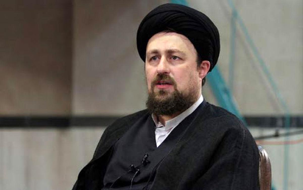هشدار سید حسن خمینی درباره انتخابات 1400