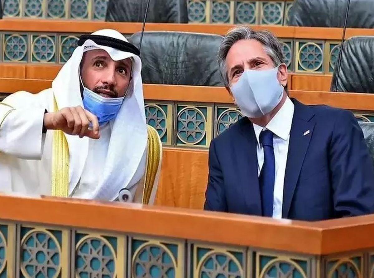 کویت مکان جدید استقرار نیروهای آمریکایی علیه ایران؟