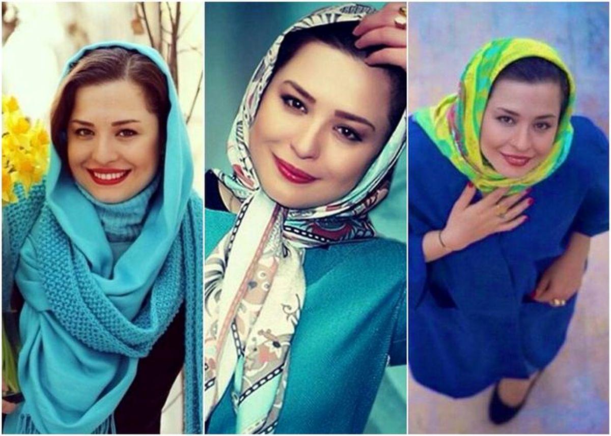 عکس زیبا از مهراوه شریفی نیا + عکس