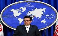 موسوی: درمورد نفتکش آدریان دریا به آمریکا هشدار دادهایم/ خبر واگذاری چابهار به روسیه مغرضانه و زرد است