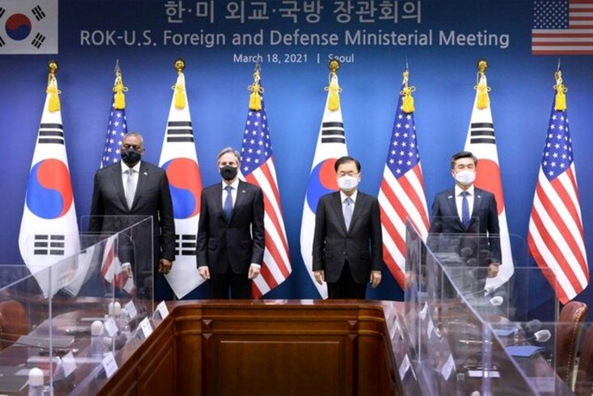 رئیس پنتاگون خطاب به کرهشمالی: همین امشب آماده جنگیم