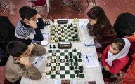 عکس: کودکان شطرنجباز در جام ستارگان