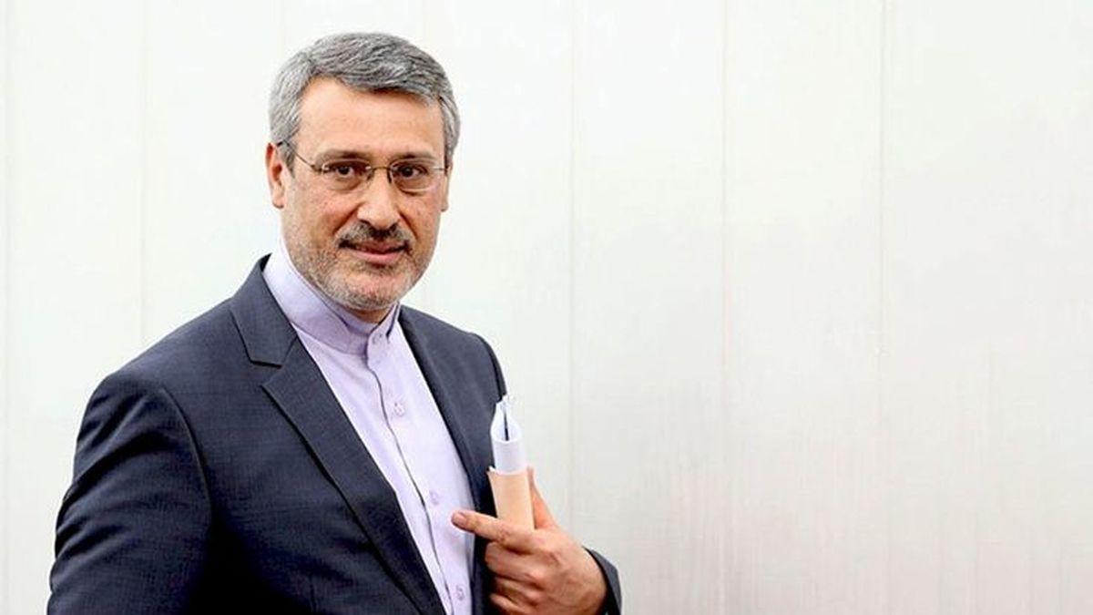 پایان ماموریت سفیر ایران در انگلیس