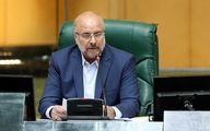 انتقاد روزنامه جمهوری اسلامی از رئیس مجلس: وظیفه قالیباف محکوم کردن هتاکی است، نه خرج کردن از رهبری