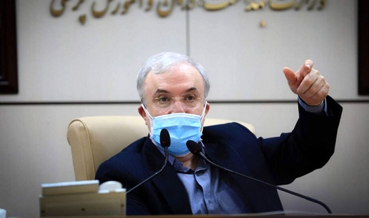 عصبانیت شدید وزیر بهداشت: لعنت خدا بر این سیاست زدگی / فتنه ای در کار است