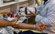 تصاویر دیدنی اهدای خون نذر شب بیست و یکم ماه رمضان