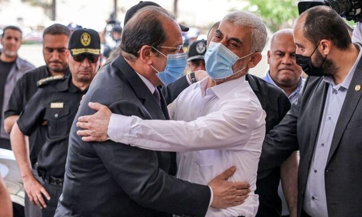 آمادگی قاهره برای مذاکره با هیئت امنیتی رژیم صهیونیستی