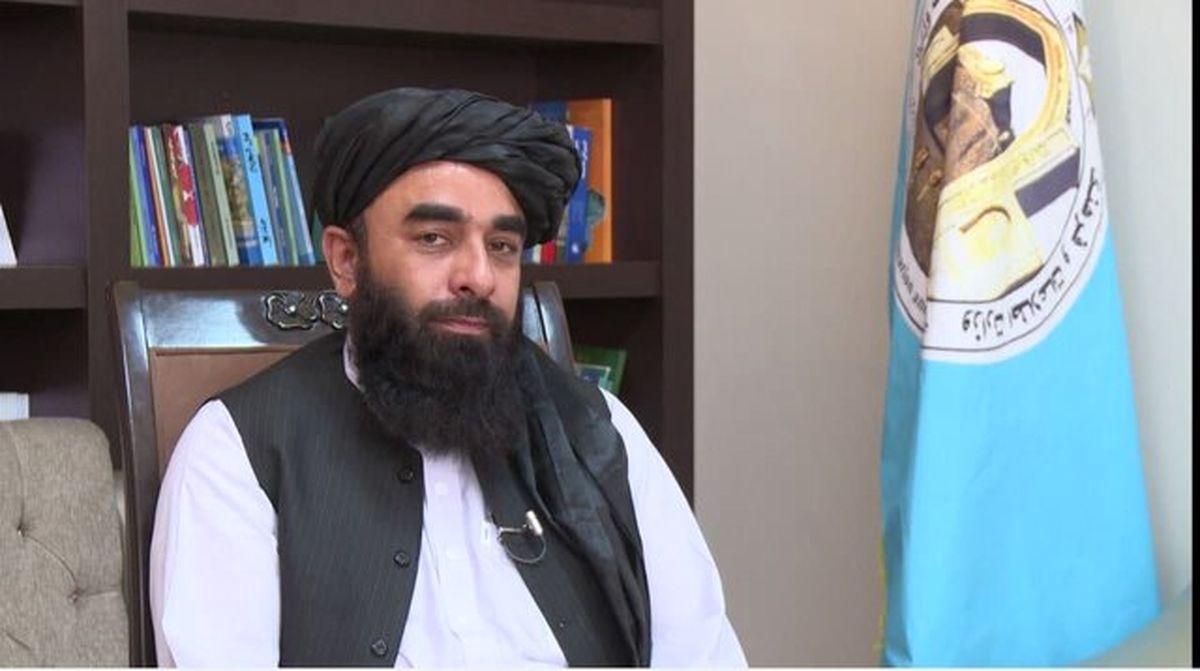 ادعای سخنگوی طالبان درباره تصرف بخشهایی از پنجشیر