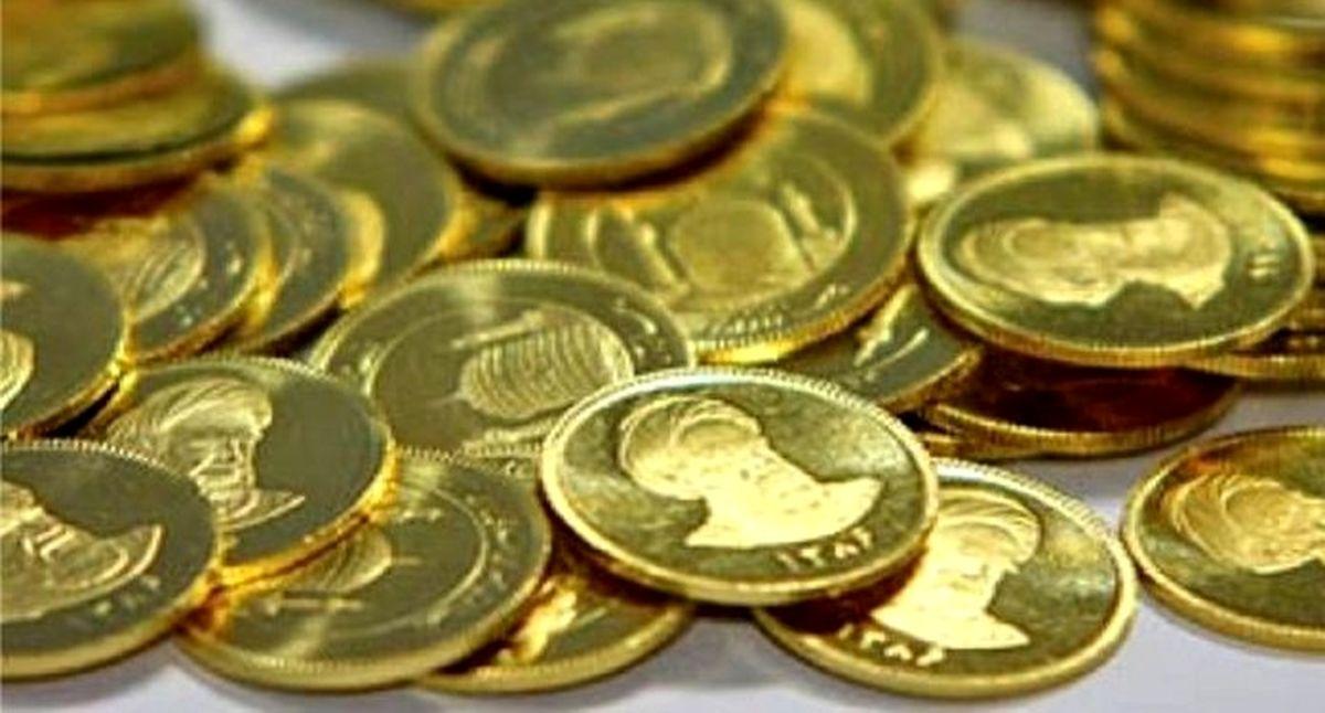 آخرین قیمت سکه در بازار (۱۴۰۰/۳/۲۷)