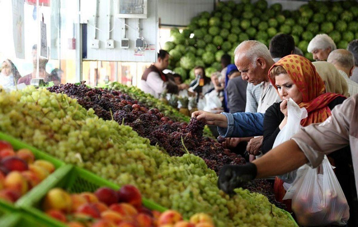 اعلام ساعت کار میادین میوه و تره بار تهران در نیمه دوم سال