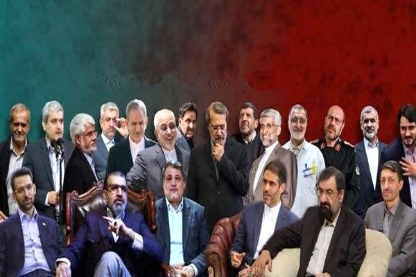 واکنش تاجزاده به پرسش یک خبرنگار؛رخدادهای روز چهارم ستاد انتخابات