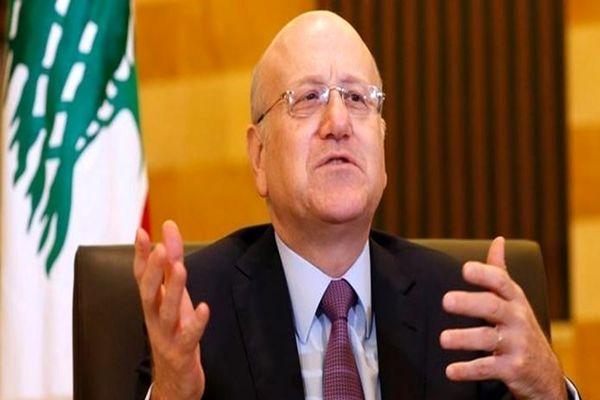 نجیب میقاتی مأمور تشکیل کابینه جدید لبنان شد