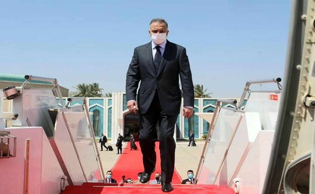 ۴ محور مهم سفر نخست وزیر عراق به ایران  الکاظمی به دنبال چیست؟