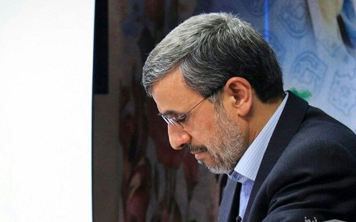 فوری/ ورود احمدینژاد به ستاد انتخابات وزارت کشور