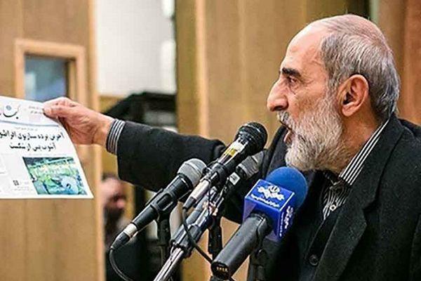 خشم شریعتمداری از اظهارات روحانی: می خواهند نسخه فروش ایران و مردمش را بپیچند