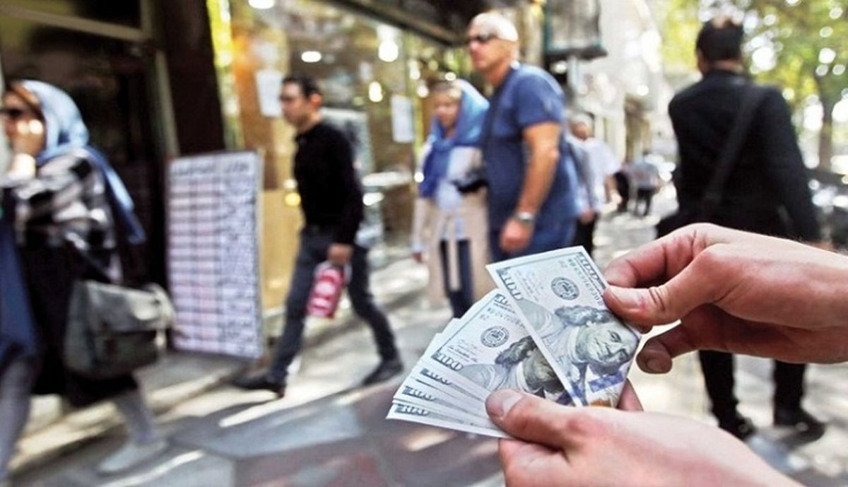 سقوط آزاد قیمت دلار | هجوم مردم برای فروش دلارهای خود