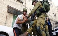 حمله نیروهای امنیتی رژیم صهیونیستی به سوی تظاهرات کنندگان در کرانه باختری