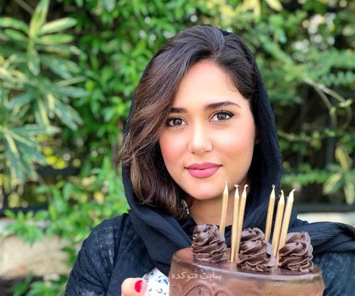 جشن تولد پریناز ایزدیار | بیوگرافی و عکسهای پریناز ایزدیار