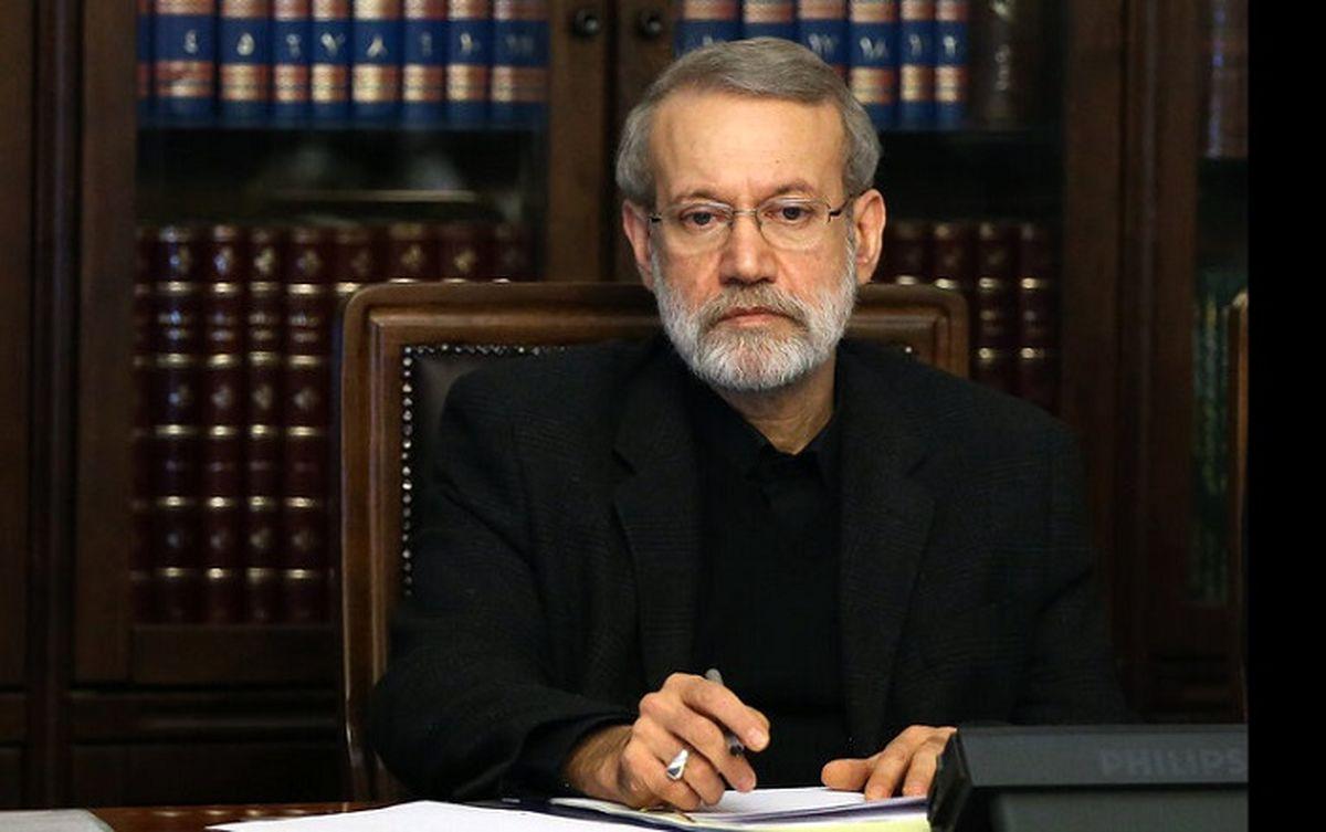 واکنش لاریجانی به اظهارات سخنگوی شورای نگهبان در مورد ردصلاحیتش