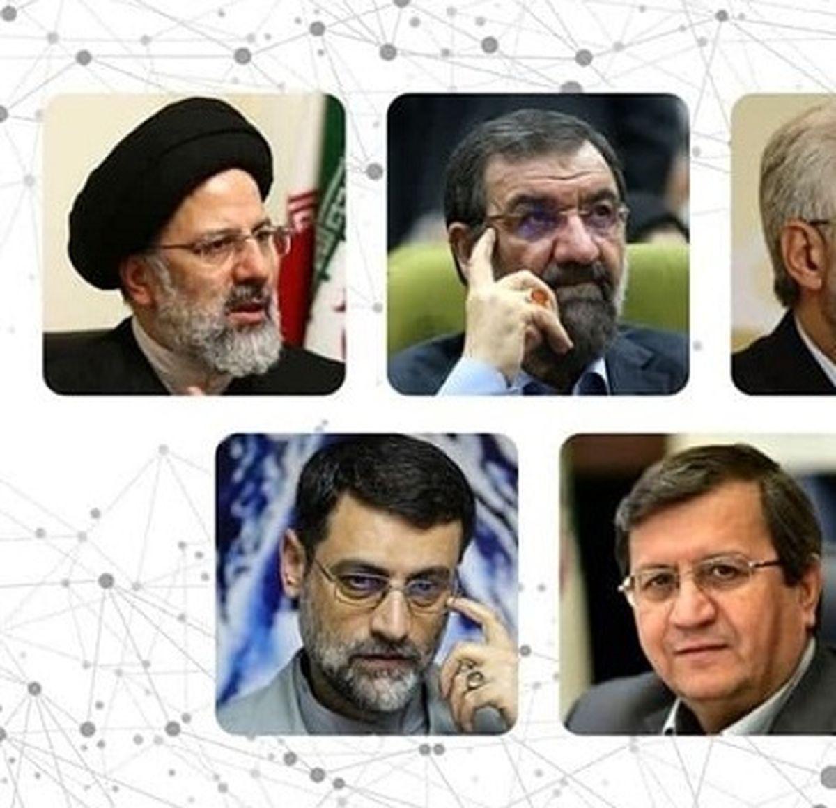 حاشیههای سومین مناظره انتخاباتی نامزدها