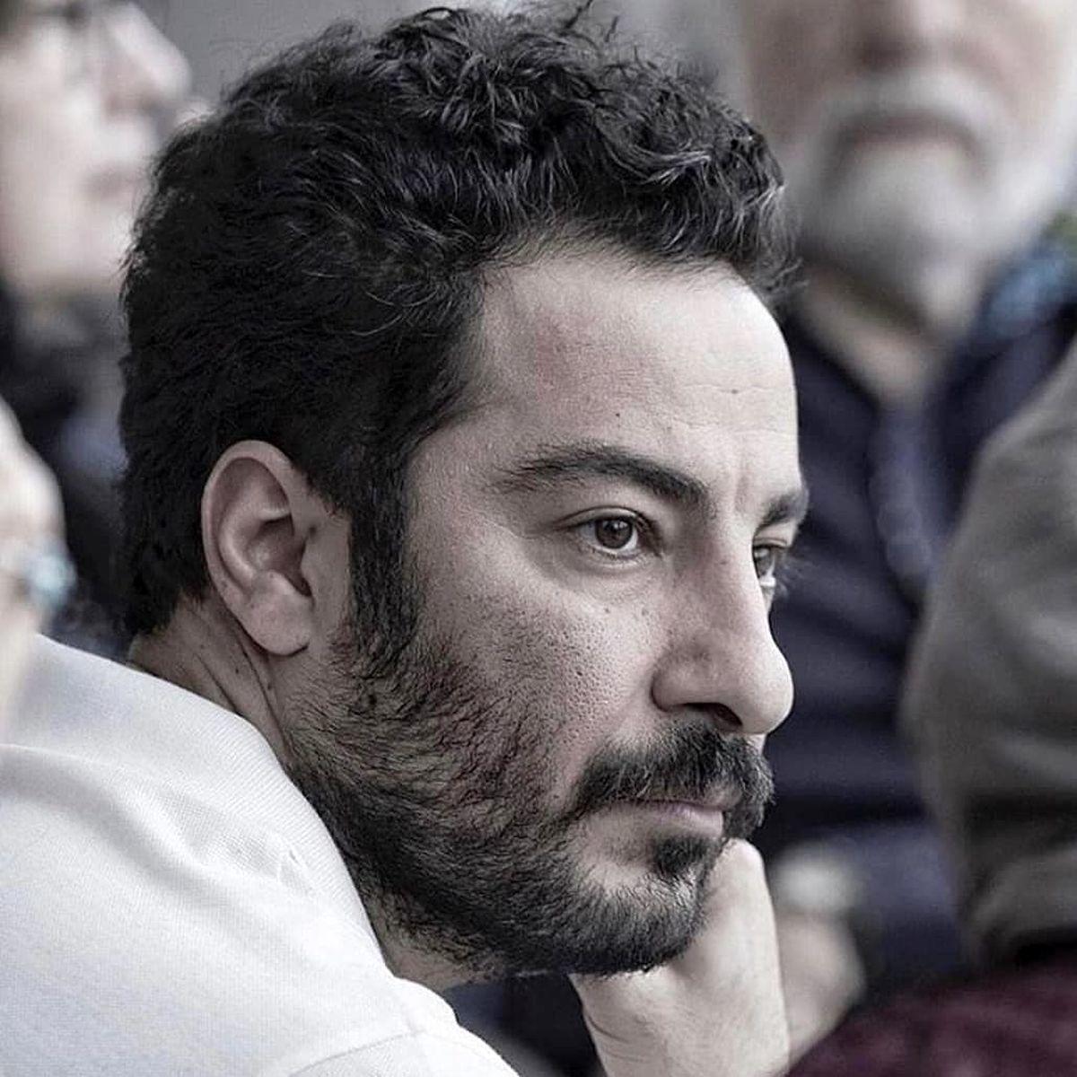 نوید  محمدزاده و همسرش موقتا جدا شدند! + جزییات