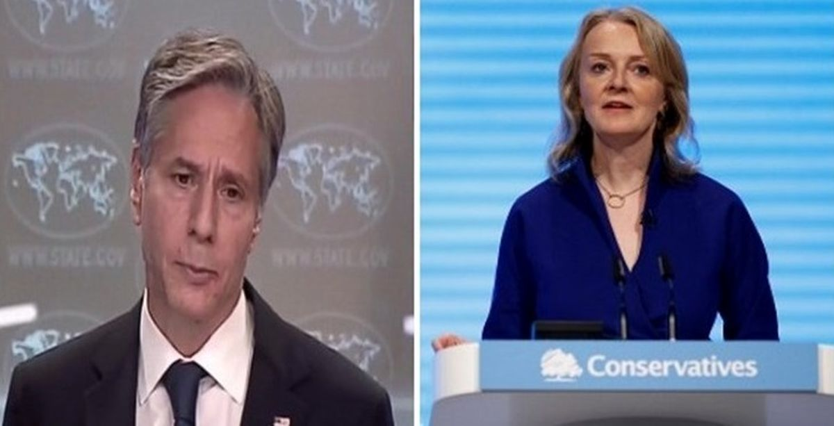 گفت و گوی محرمانه آمریکا با انگلیس درباره ایران ! | جزئیات
