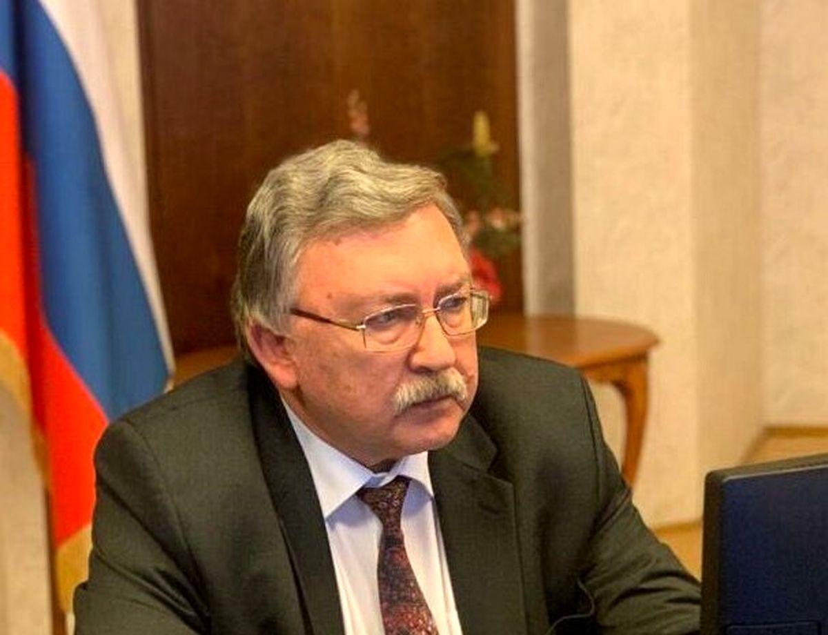 اولیانوف: مذاکرات وین تا حصول نتیجه موفقیت آمیز ادامه دارد