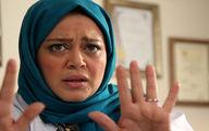 دلتنگی بهاره رهنما برای حرم امام رضا +عکس