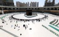 نوای روحانی «لبیک اللهم لبیک» در خانه خدا