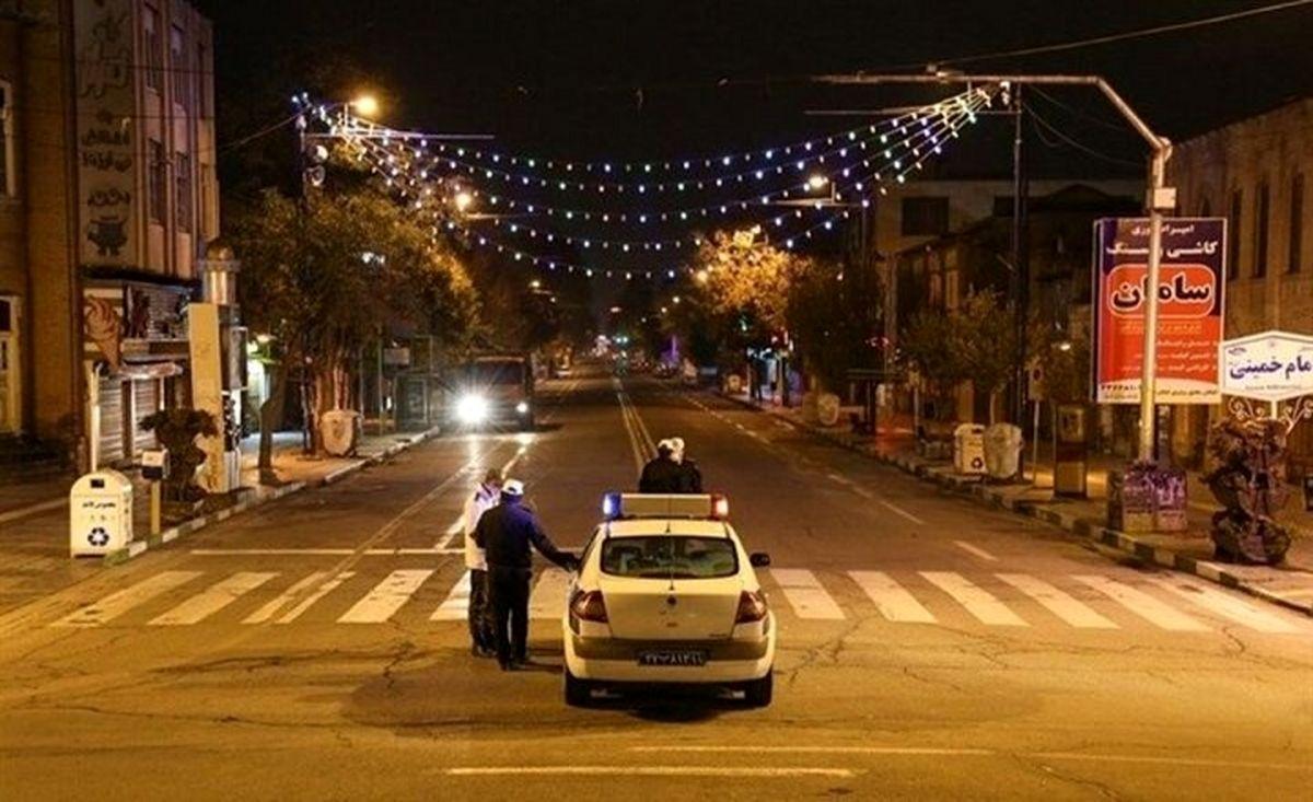 ناجا: لغو ممنوعیت تردد شبانه هنوز به پلیس ابلاغ نشده است