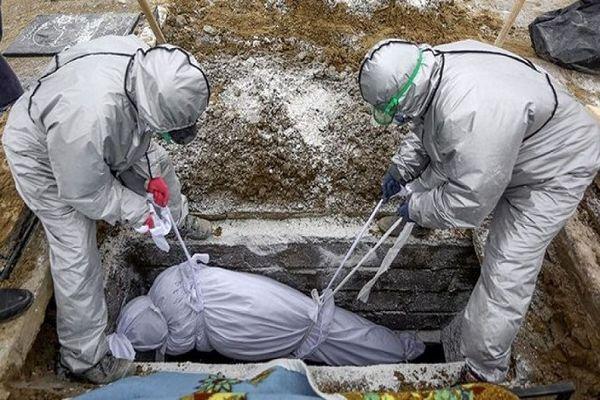 آمار تلخ فوت شدگان کرونا امروز 19 اردیبهشت 1400 + اینفوگرافیک
