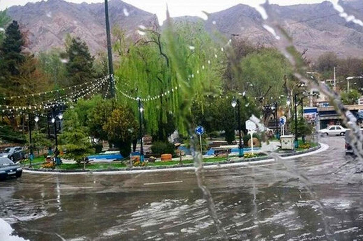 نگرانی کارشناسان از بارندگی غیر معمول تابستانی