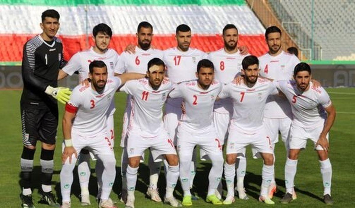 اسامی تیم ملی فوتبال ایران اعلام شد