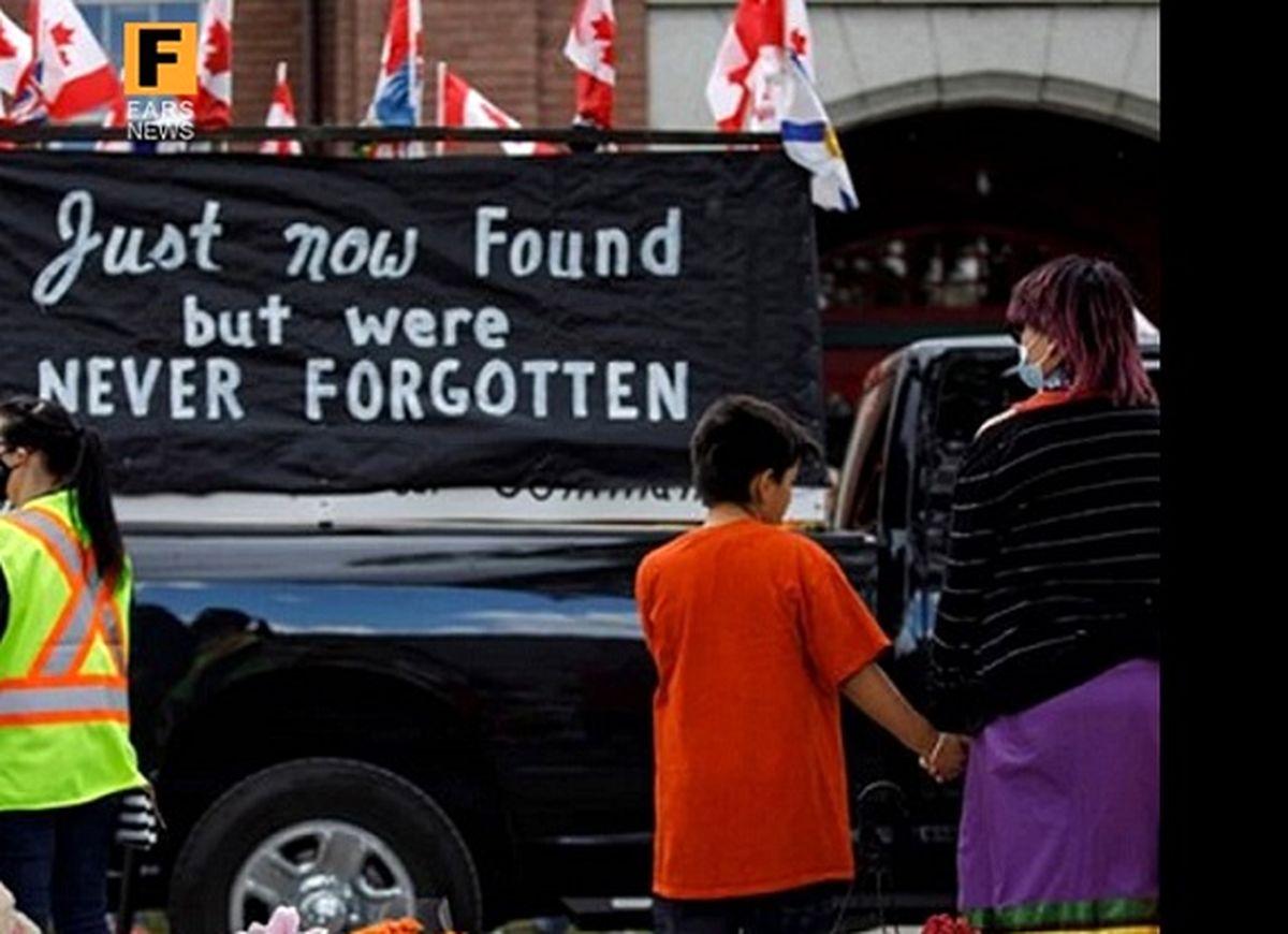ماجرای هولناک کشف گورهای دسته جمعی در مدارس کانادا